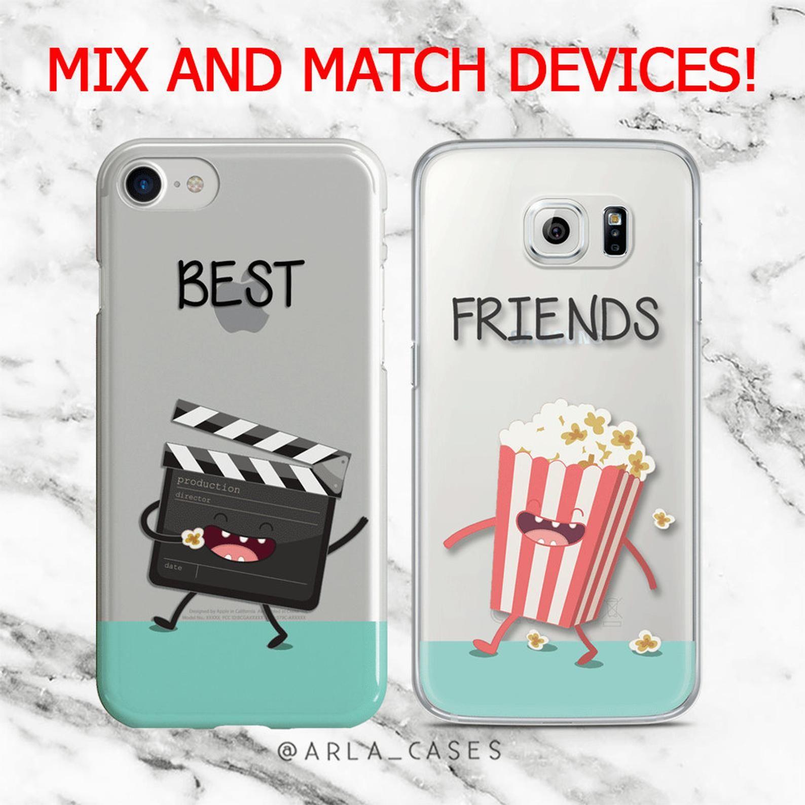 Beste Vriend Telefoon Case Iphone 7 Case Samsung Galaxy S7 Etsy Friends Phone Case Bff Phone Cases Iphone Bff Iphone Cases