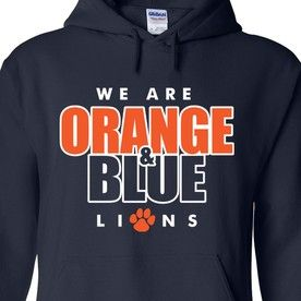 Do you have your Lion Pride Spirit Wear? Proceeds from sales go to the Carterville High School PTO! #GoLions