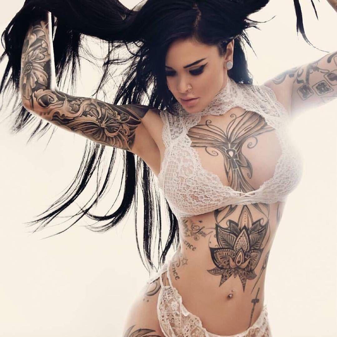 Hot Tatto Girls Sex Photo