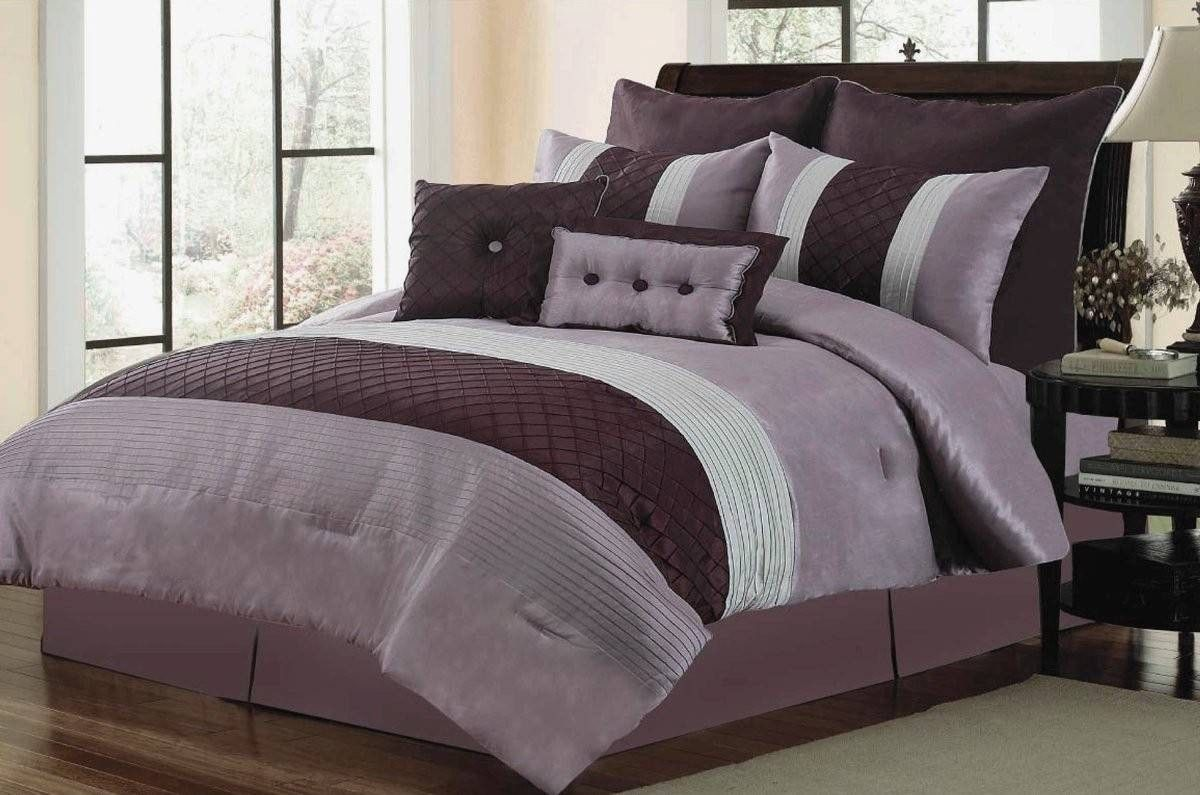 with love home decor  12pc tuscany purple  lavender