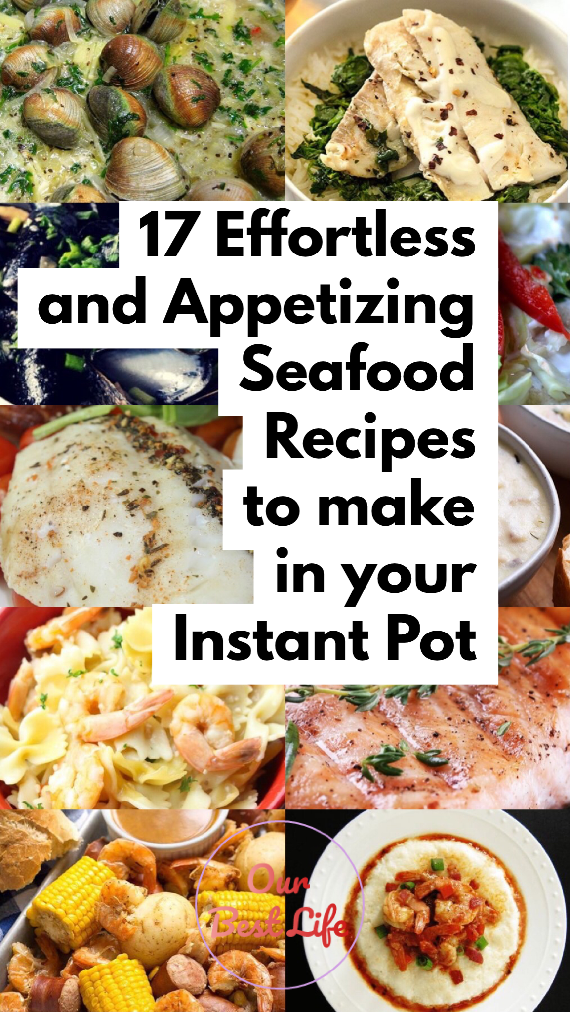 Photo of 17 Effortless and Appetizing Seafood Recipes to make in your Instant Pot – Our B…