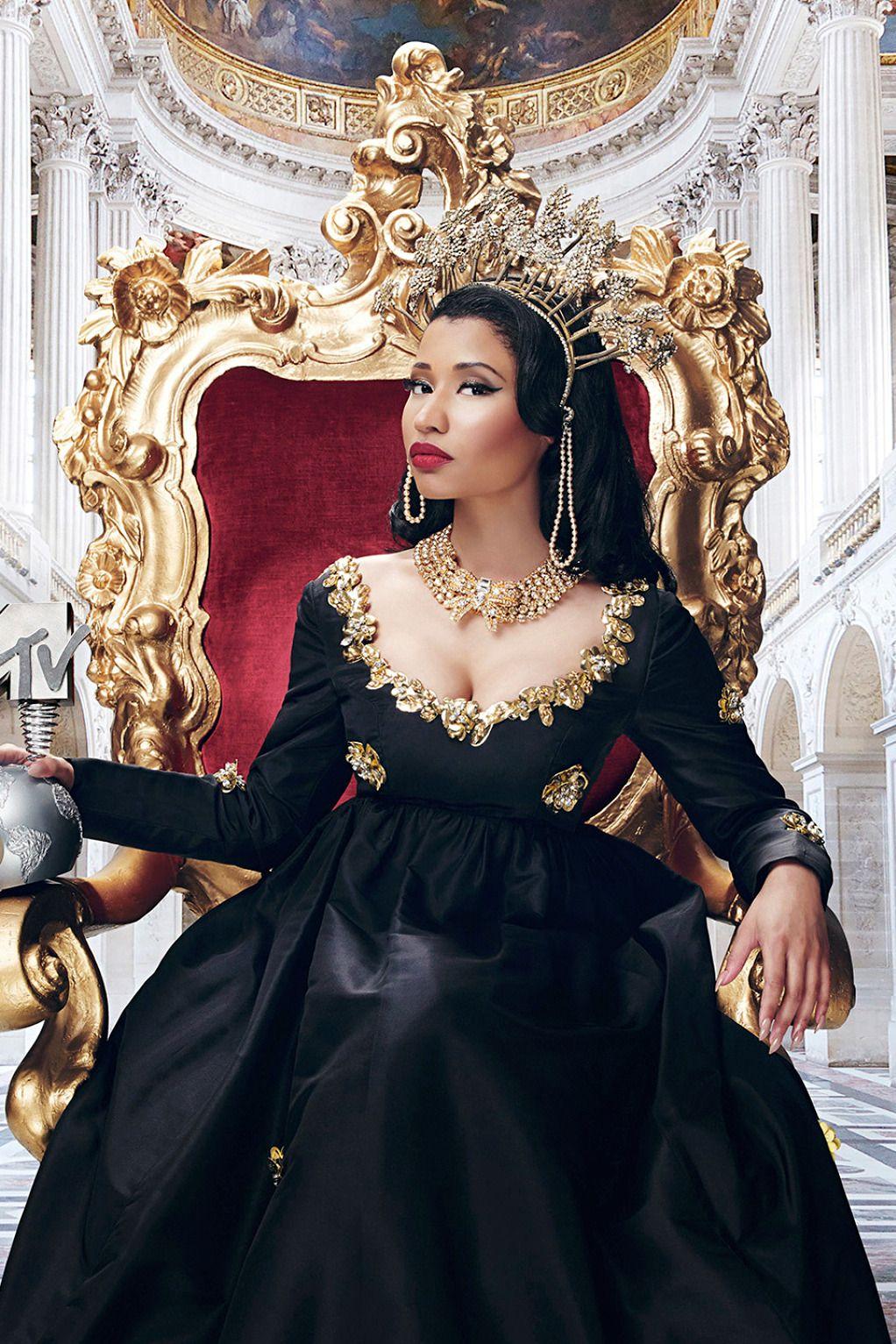 Nicki Minaj. The Queen of Rap Nikki minaj, Nicki minaj