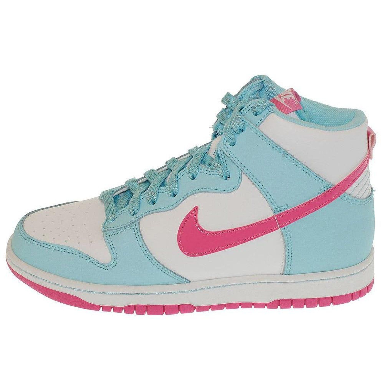 designer fashion 84aaf 3e0bb Nike Dunk High Schuhe Damen Mädchen Amazon.de Schuhe  Handtaschen