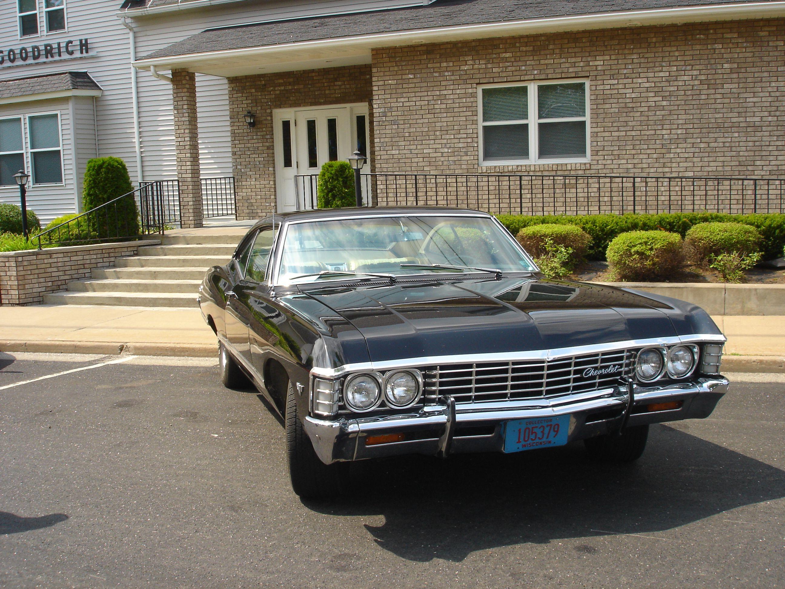 67 Chevy Impala My Dream Car Dream Cars 1967 Chevy Impala Tv Cars