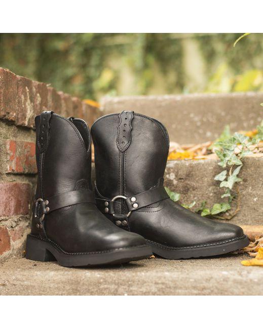 97e7b10ae2c Justin Black Harness Boot L9991