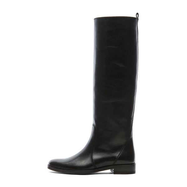 Style - Minimal + Classic: Lanvin boots