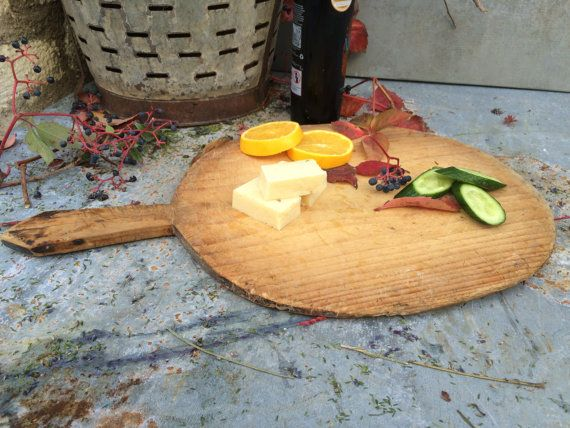 I am in love with wooden cutting boards, round or square. I'd like 2. :)