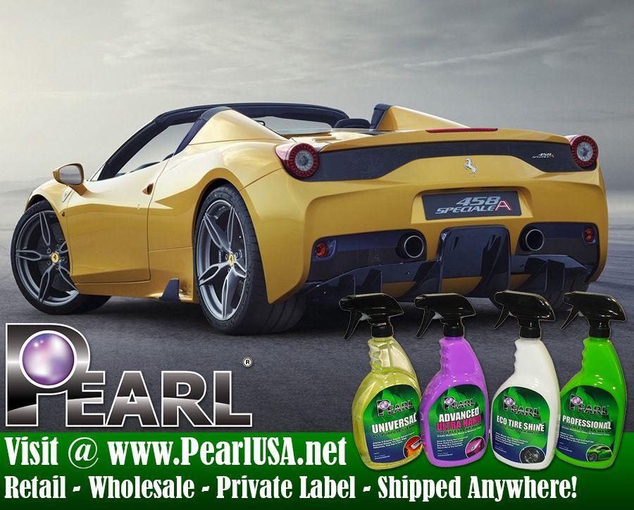 Pearl Waterless Car Wash & Luxury Detailing Products - U.S. Dealers