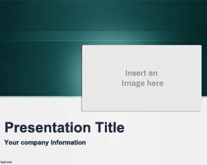 Free Social Service Powerpoint Template Is An Abstract Powerpoint