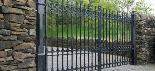 Stirling Collection Fence