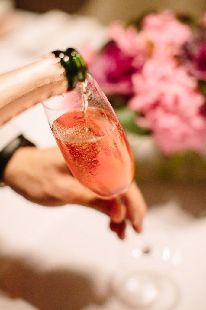 un peu de rosé, de bulles, d'art de vivre à la française...