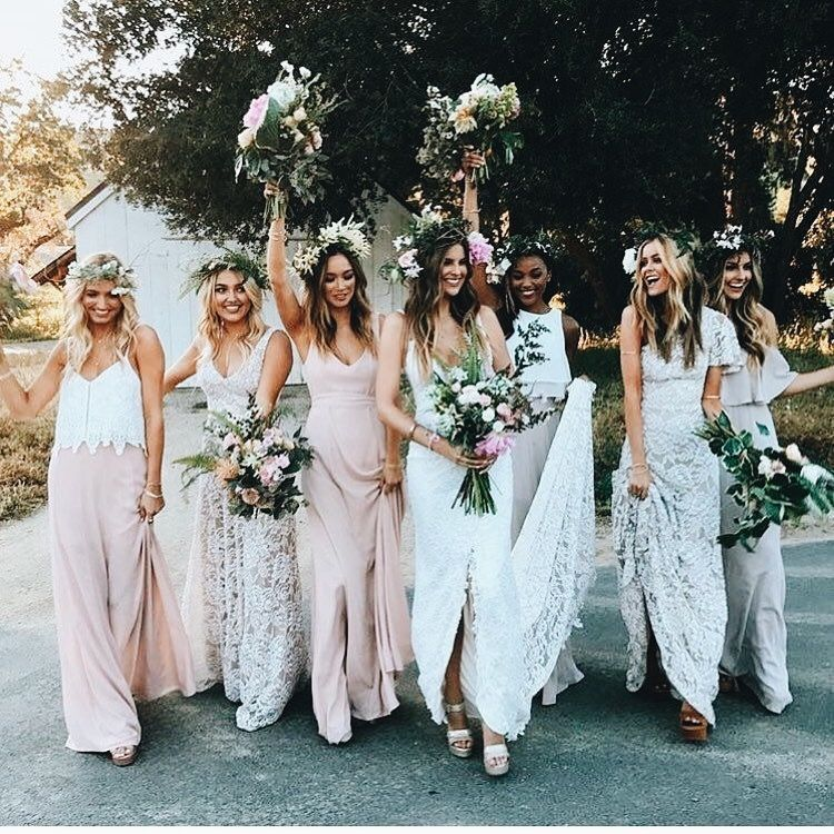 Discover Ideas About Wedding Bridesmaids