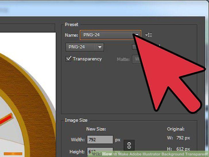 How To Make Adobe Illustrator Background Transparent Adobe Illustrator Illustration How To Make Image