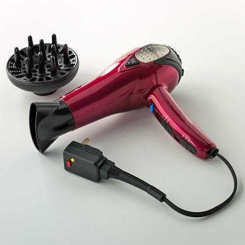 Conair Infiniti Cord Keeper Ionic Hair Dryer | Price: $49.99 | http://goo.gl/TzHGY |