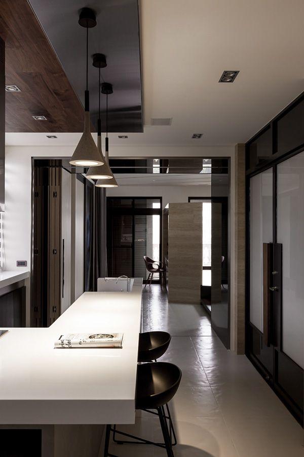 Lcga taoyuan penthouse kitchen interiors - Mejor programa diseno interiores ...