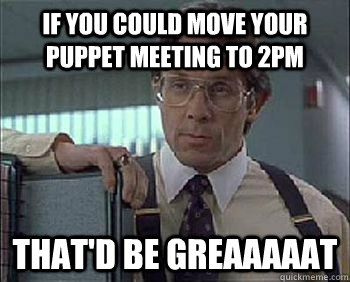 Boring Office Meeting Meme