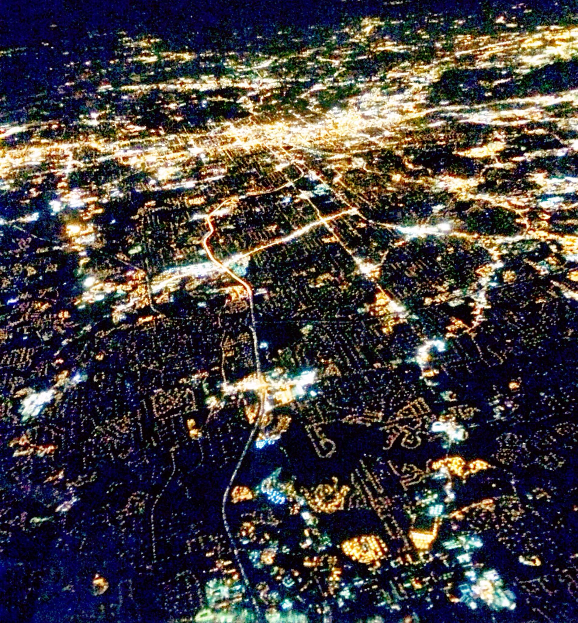 Atlanta at night #love #traveling #atlanta