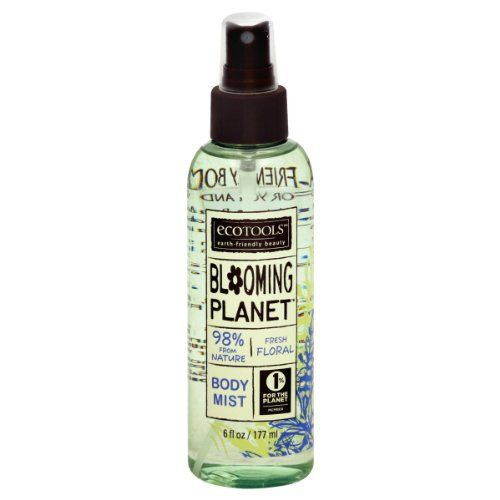 EcoTools Blooming Planet Body Mist, Fresh Floral, 6 oz.