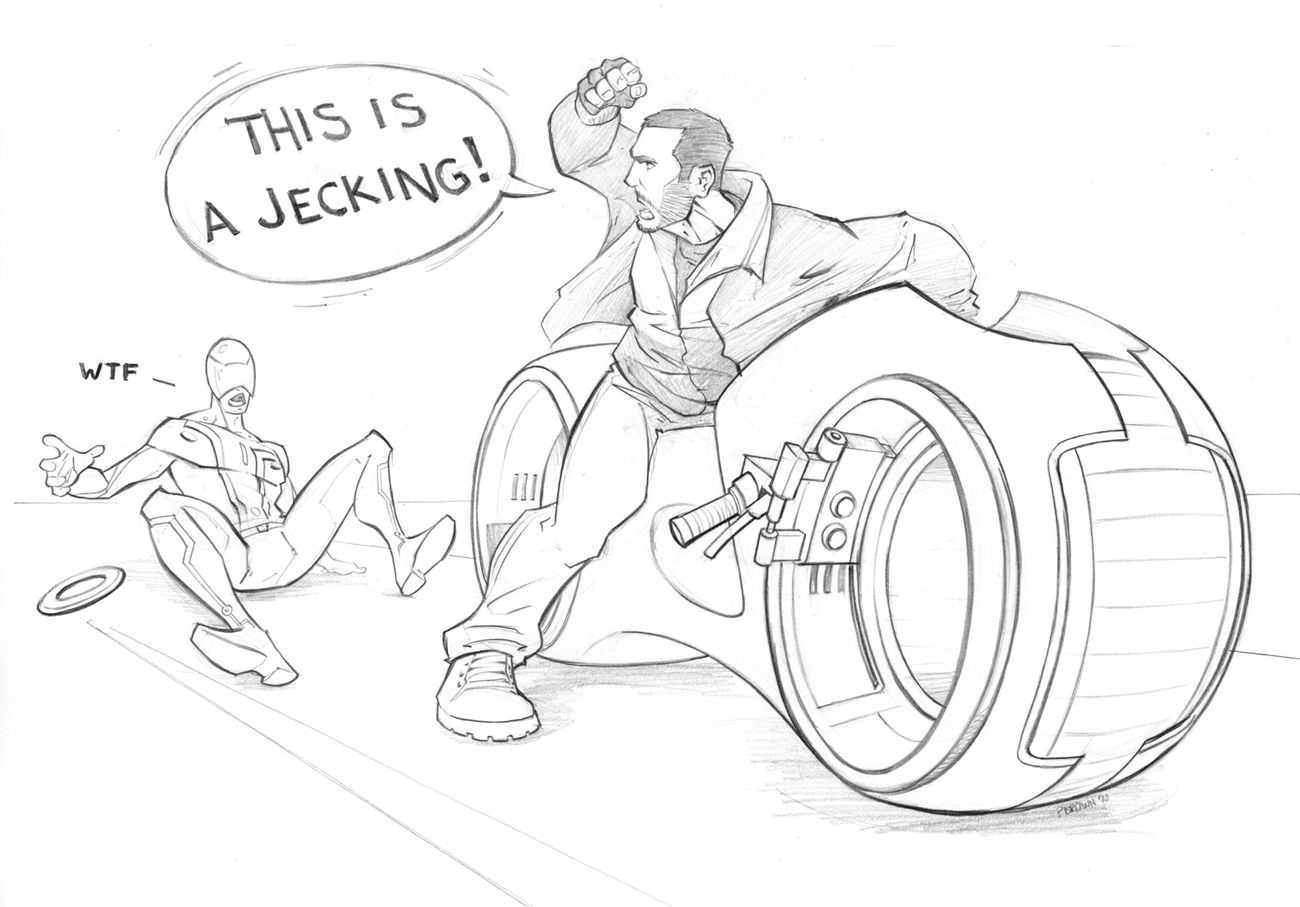 Grand Theft Auto Tron By Patrickbrown On Deviantart Grand Theft Auto Tron Cool Sketches
