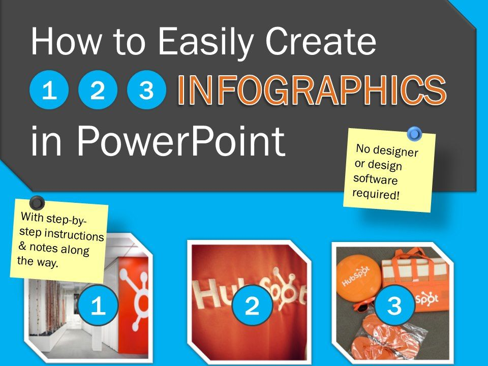 How To Create Infographics In Powerpoint Httphubspot