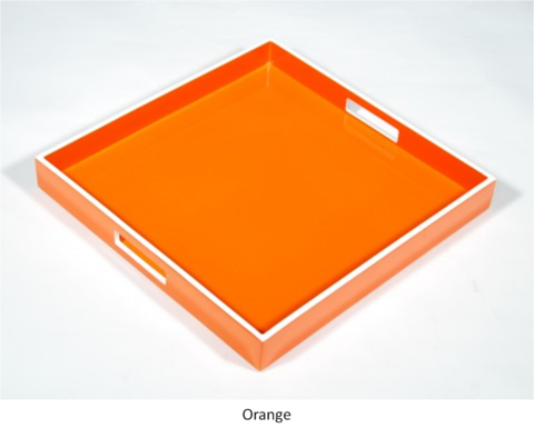 Lacquer Serving Tray