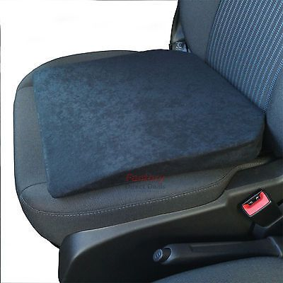 Premium Support Cushion Seat Wedge Height Booster Foam For Van Car