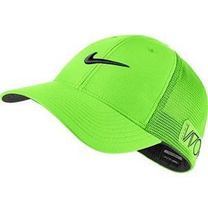 a7f2dc0f9a5 Nike Tour Legacy Mesh Fitted Golf Hat Mesh Cap