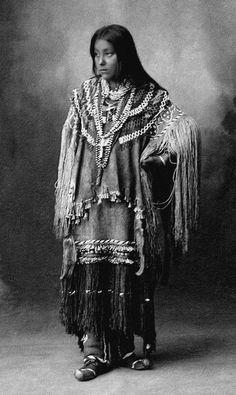 Apache indian women