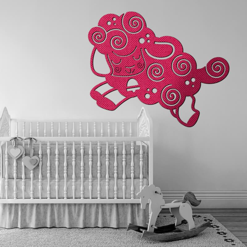 Nuestra oveja Dolly es ideal para decorar la pared de la habitación de tu bebé y peque.Elige tu color favorito.  #ovejita #oveja #ovejarosa #decoracioninfantil #habitacioninfantil #decokids #kidsdecoration #kidsdecor #decoenfant #habitacionbebe #chambrebebe #newborn #decorforbaby #guarderia #decoracionparedes #decoracion #decoration #mamabloguera #hechoconamor #mama #mamaprimeriza #kidsroominspiration #futuramama #nurserydecor #babyroomdecor #diseñosinfantiles #babyshower #antimanchas #babyroom