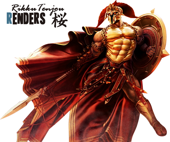 Gods And Warriors Books In Order: Render Fantastique Renders Spartan