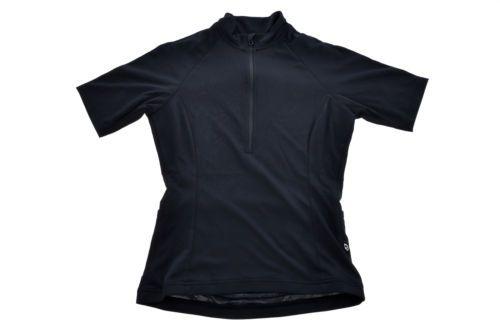 8d64b70dd Giro New Road Womens Chrono Sport 1 2 Zip SS Jersey SMALL Road Mountain Bike