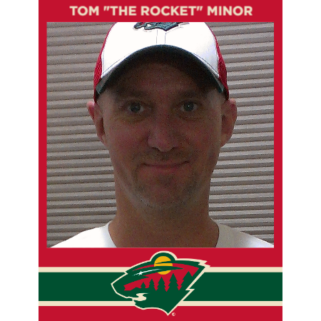 I created a fan card at AssociatedBank.com/WildCard and entered to win a chance to meet Charlie Coyle and Jason Zucker. Create your own and enter to win!