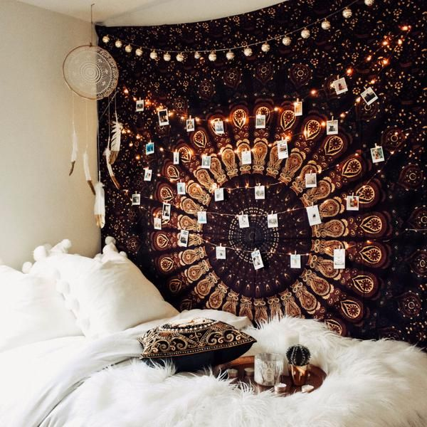 Summer Hangs✨ Tapestries From Lady Scorpio ☽ ✩ Product By Lady Scorpio |  Bohemian Boho