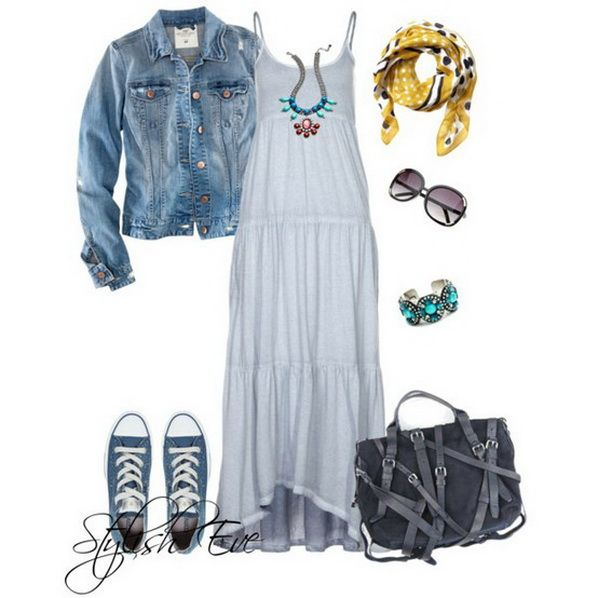 Stylish Eve Denim Dresses