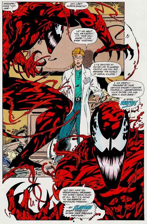 Carnage comics | Comics Marvel, Spider-Man Unlimited #1 ...