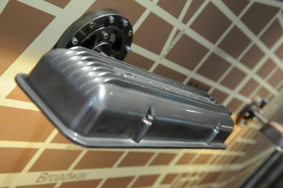 Corvette Wall Sconce Lighting Valve Cover Lamp Car Part Etsy Automotive Decor Car Part Furniture Car Parts