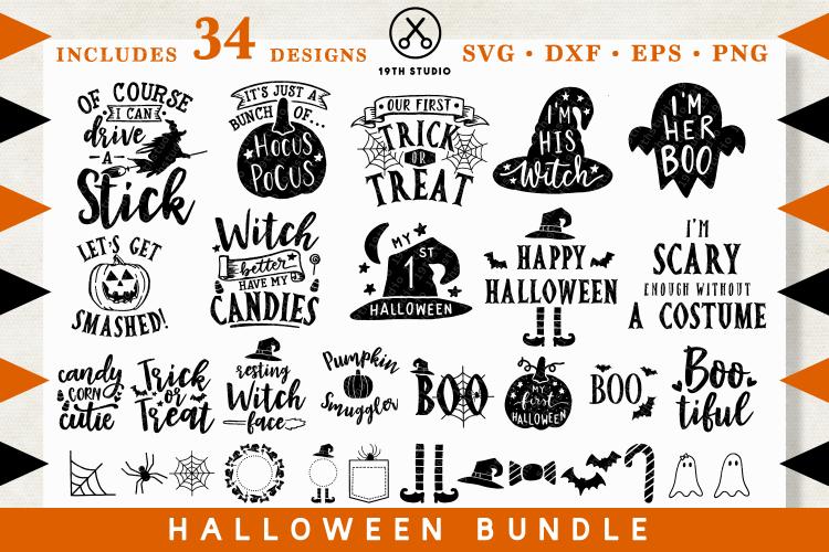 Halloween SVG Bundle MB28 Design bundles, Halloween