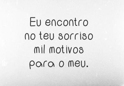 Meu Sorriso Tumblr Confidencial Love Pain Quotes Frases E