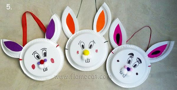 This Has To Be One Of The Most Simple But Fantastic Easter Craft Ideas I Paper Plate