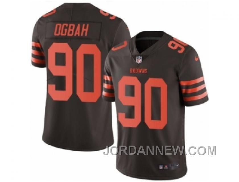 http://www.jordannew.com/mens-nike-cleveland-browns-90-emmanuel-ogbah-elite-brown-rush-nfl-jersey-super-deals.html MEN'S NIKE CLEVELAND BROWNS #90 EMMANUEL OGBAH ELITE BROWN RUSH NFL JERSEY SUPER DEALS Only $23.00 , Free Shipping!