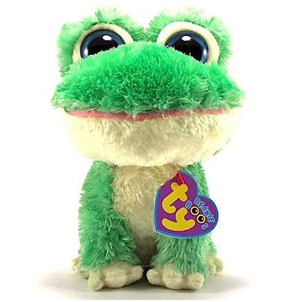 Rarest Beanie Baby in the world!!! Yellow belly Kiwi the frog ... f1f1bfea7d2