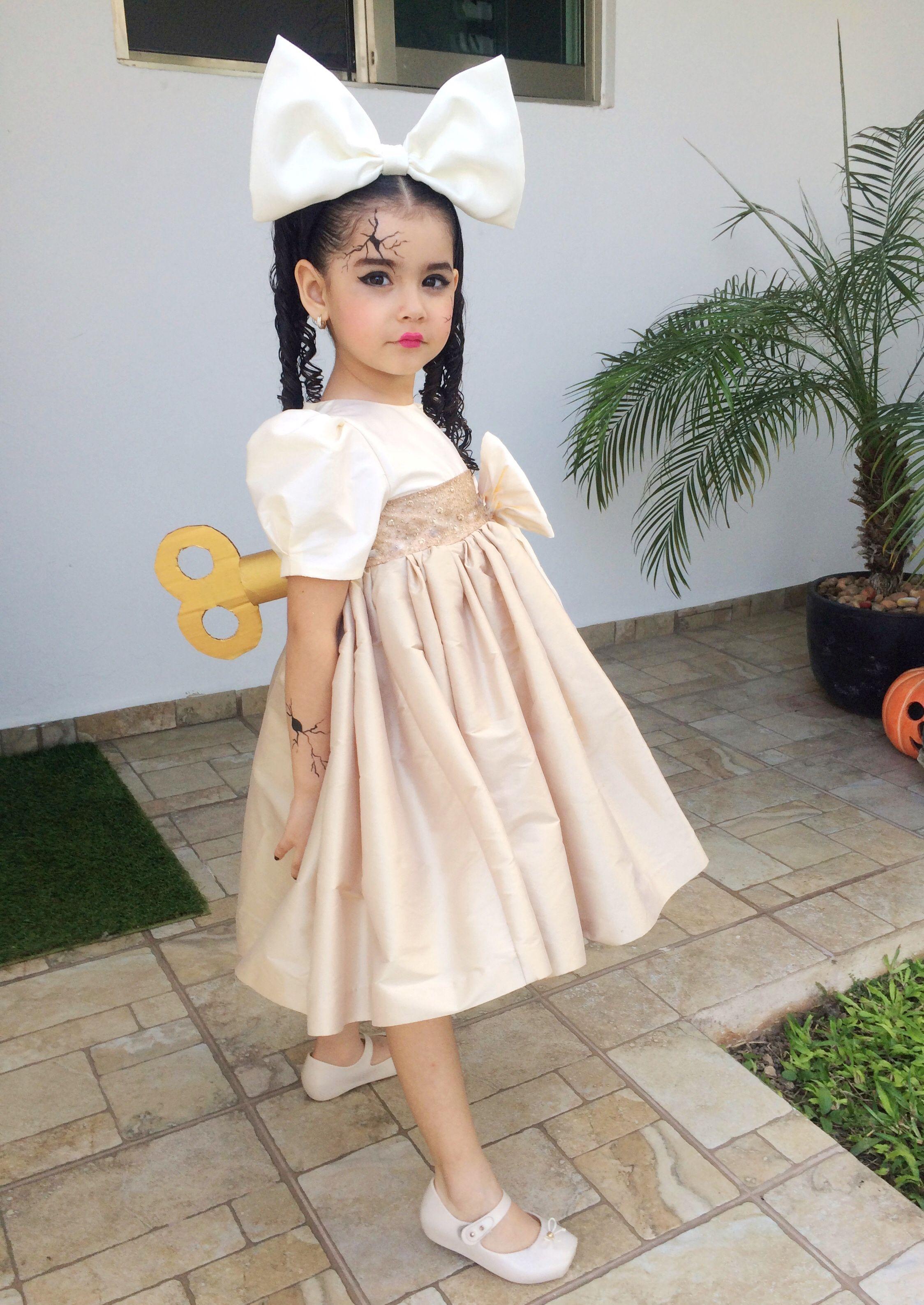 Image result for wind up doll costume diy