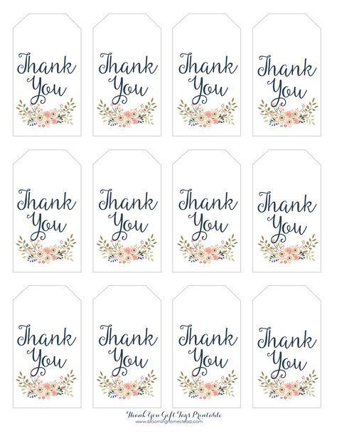 thank you tags printable elita aisushi co