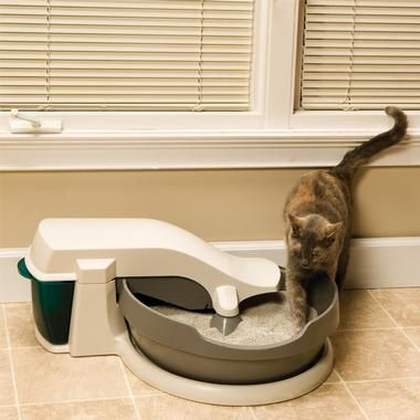 Automatic Litter Box System