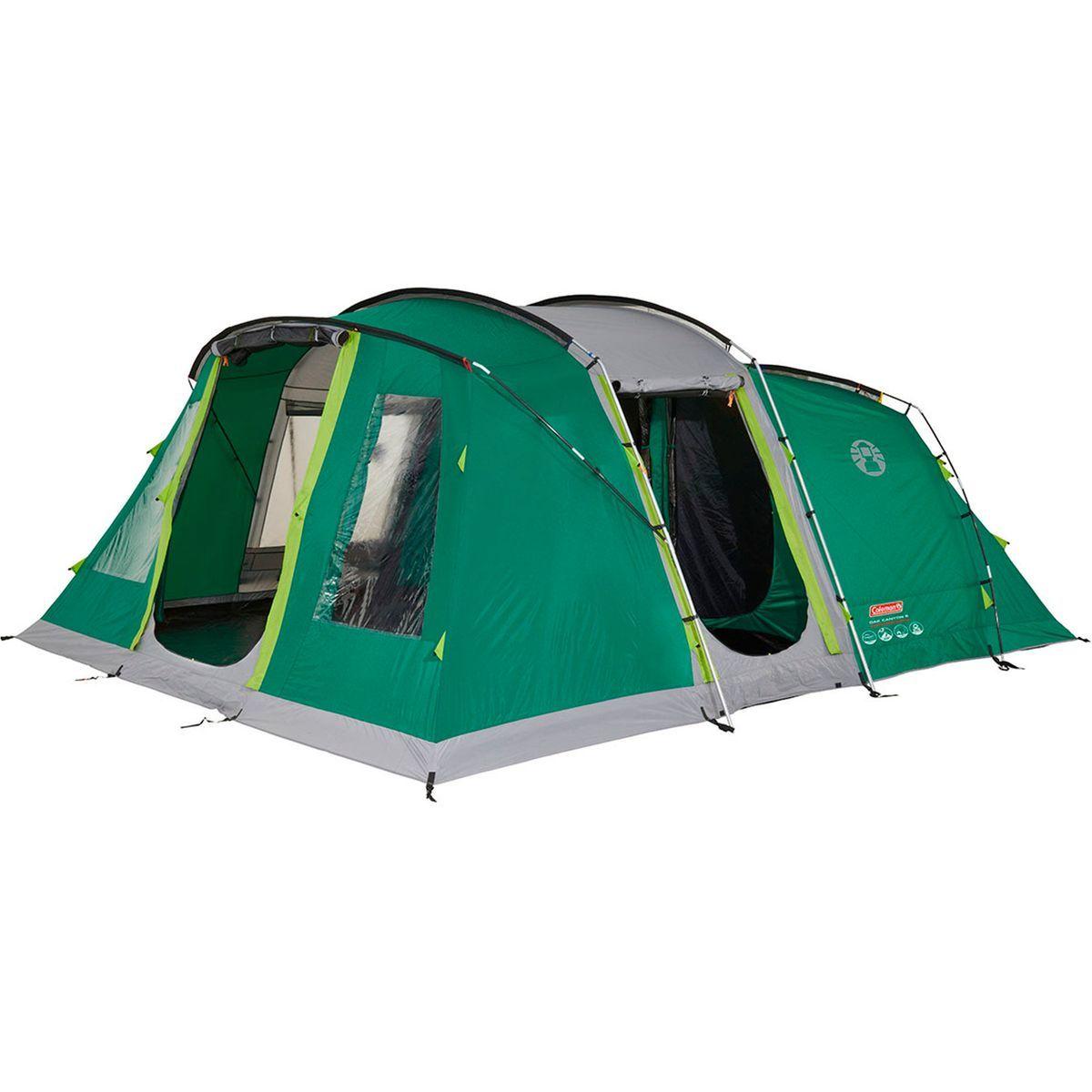 Oak Canyon 6 Tente Gris Vert Taille 6 Places Products Tente Coleman Vert De Gris Et Tente Familiale