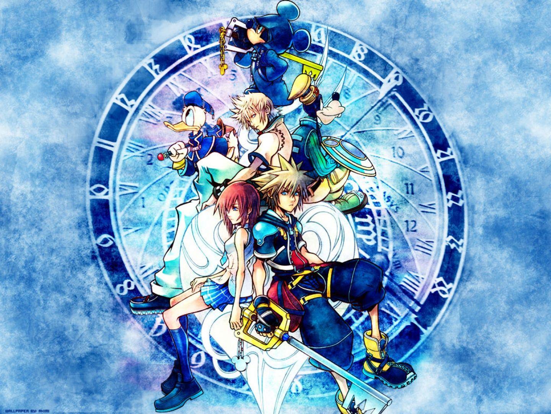 Kingdom Hearts Pinte Ps4 Kingdoms Heart 15 25 Remix Region 3 More Cool Wallpapers