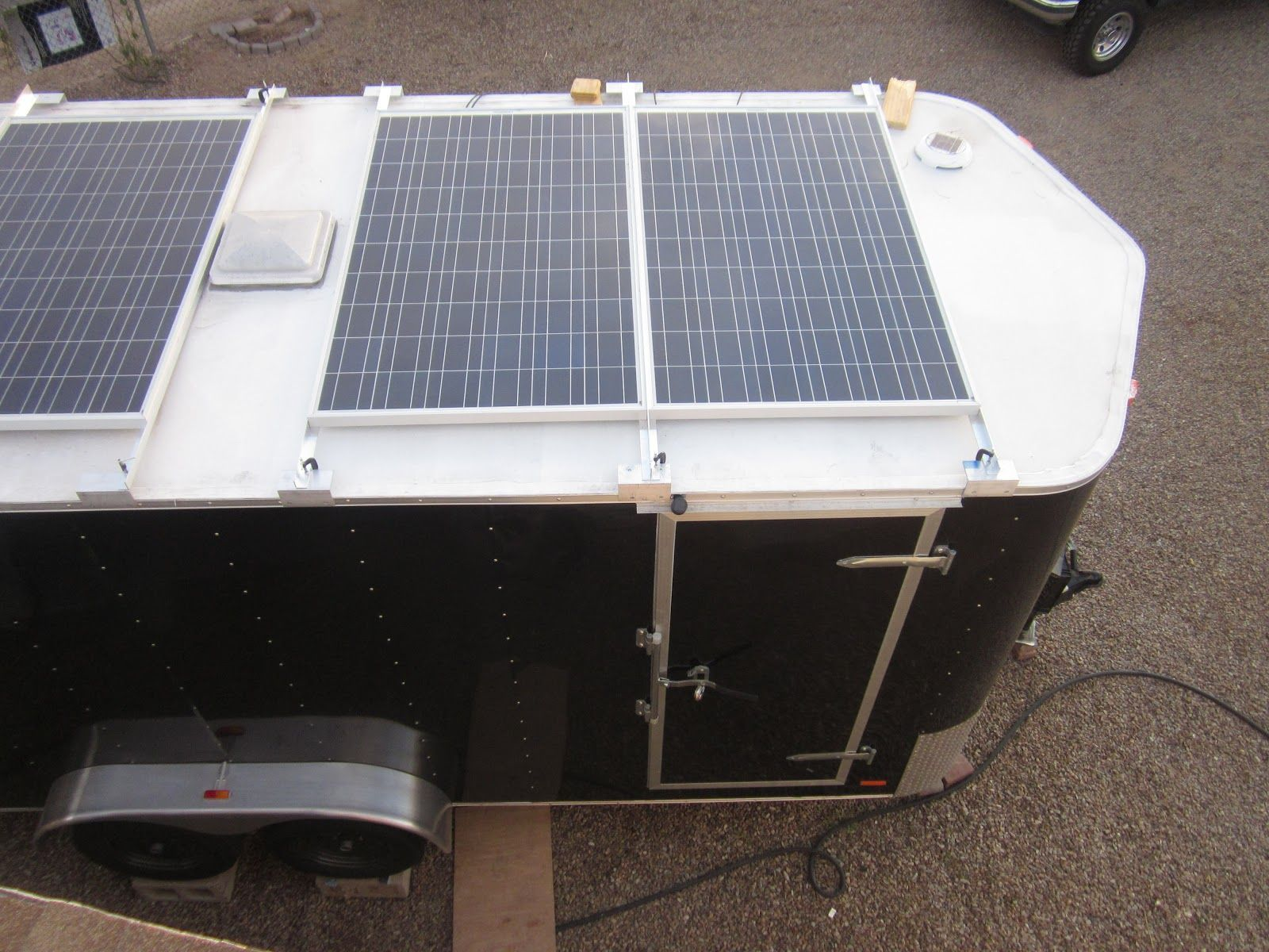 22 Best Enclosed Trailer Ideas Enclosed Trailers And Stealth Camping