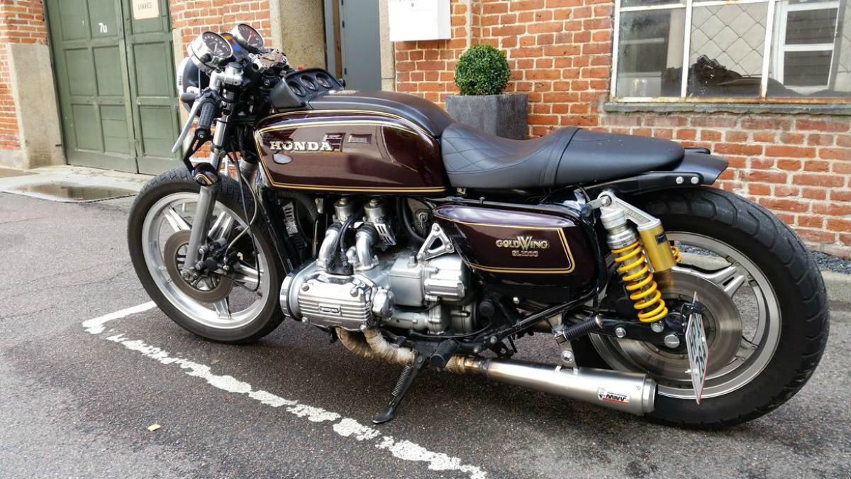 Coolest Motorcycles Of The 70 S The Grizzled Honda Cool Motorcycles Cafe Racer Style