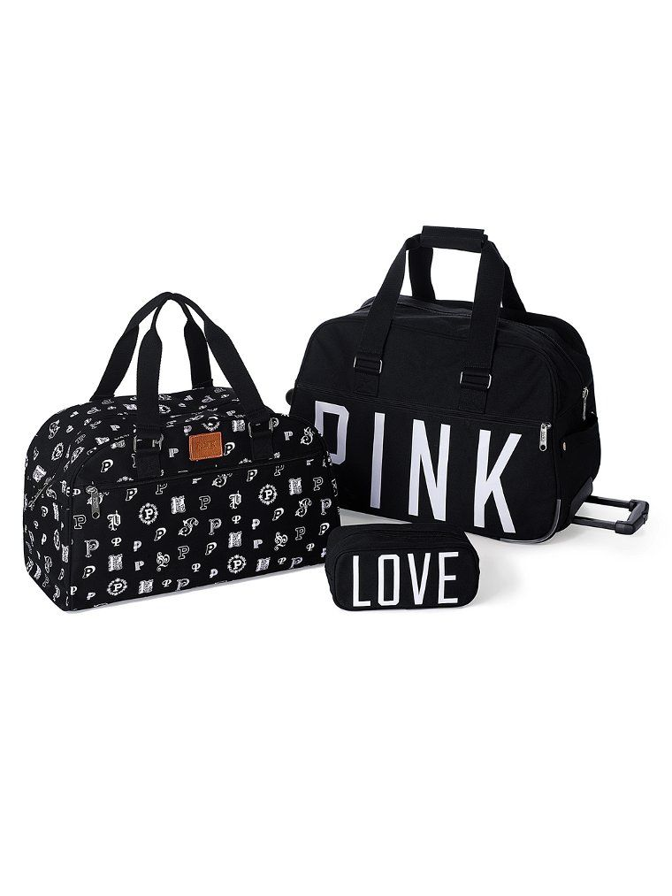 3-piece Travel Set - PINK - Victoria's Secret ITS ON SALEEEE got ...