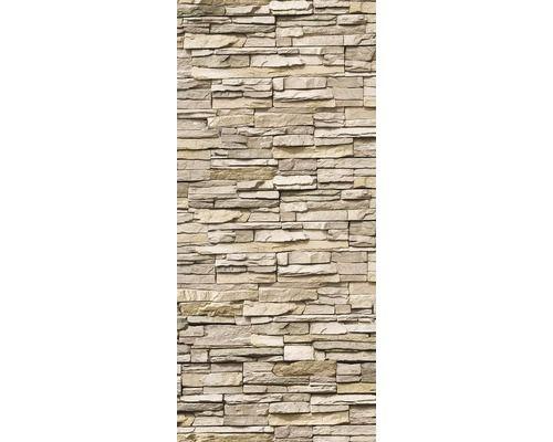 verblender bei hornbach, duschrückwand decodesign b1000xh2100 mm dekor stein verblender hell, Innenarchitektur
